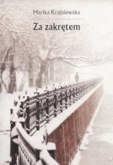 Za zakrętem - Marika Krajniewska | mała okładka