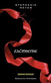 Zaćmienie Tom 3 - Stephenie Meyer | mała okładka