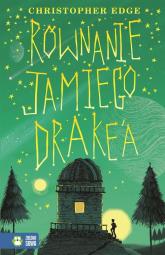 Równanie Jamiego Drake'a - Christopher Edge | mała okładka