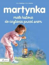 Martynka Małe historie do czytania przed snem - Gilbert Delahaye | mała okładka