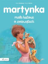 Martynka Małe historie o zwierzętach - Gilbert Delahaye | mała okładka