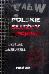 Polskie służby specjalne - Dariusz Laskowski | mała okładka