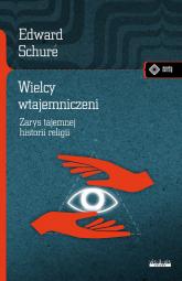 Wielcy wtajemniczeni - Eduard Schure | mała okładka