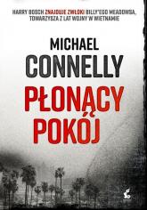 Płonący pokój - Michael Connelly | mała okładka