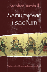 Samurajowie i sacrum - Stephen Turnbull | mała okładka