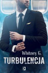 Turbulencja - Whitney G. | mała okładka