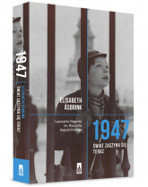 1947. Świat zaczyna się teraz - Elisabeth Asbrink | mała okładka