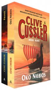 Pirania / Oko Niebios Pakiet - Clive Cussler | mała okładka