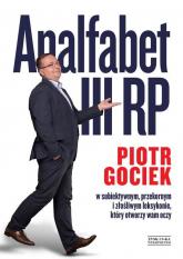 Analfabet III RP - Piotr Gociek | mała okładka