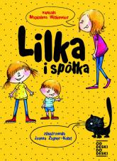 Lilka i spółka / Lilka i wielka afera  Pakiet - Magdalena Witkiewicz | mała okładka