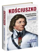 Kościuszko Bohater dwóch kontynentów - Janusz Wesołowski | mała okładka