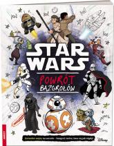 Star Wars Powrót bazgrołów -  | mała okładka