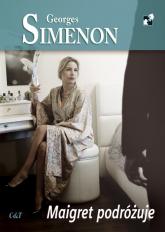 Maigret podróżuje - Georges Simenon | mała okładka