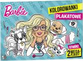 Barbie Kolorowanki plakatowe -  | mała okładka