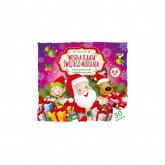 Wesoła zgraja Świętego Mikołaja 6-8 lat - Martyna Bubicz | mała okładka