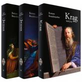 Jezus z Nazarethu / Krąg biblijny Pakiet - Roman Brandstaetter | mała okładka