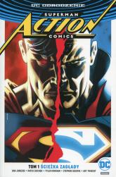 Superman Action Comics Ścieżka zagłady Tom 1 - Dan Jurgens | mała okładka