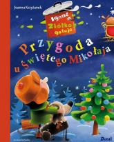 Ignaś Ziółko gotuje Przygoda u Świętego Milkołaja - Joanna Krzyżanek | mała okładka
