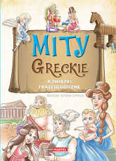 Mity greckie a związki frazeologiczne - Agnieszka Nożyńska-Demianiuk | mała okładka
