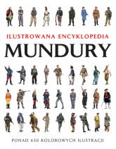 Mundury Ilustrowana encyklopedia - Chris McNab | mała okładka