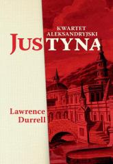 Justyna Kwartet aleksandryjski - Lawrence Durrell | mała okładka