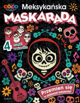 Coco Meksykańska maskarada -  | mała okładka