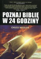 Poznaj Biblię w 24 godziny - Chuck Missler | mała okładka