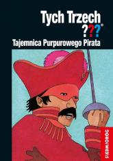 Tajemnica Purpurowego Pirata Tych Trzech - Andy Chandler   mała okładka