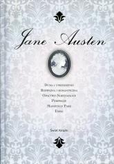 Dzieła zebrane Jane Austen - Jane Austen | mała okładka