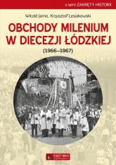 Obchody milenium w Diecezji Łódzkiej - Jarno Witold, Lesiakowski Krzysztof   mała okładka