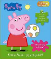 Peppa Pig Piankowe układanki -  | mała okładka
