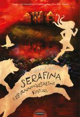 Serafina i zmiennokształtny kostur - Robert Beatty   mała okładka