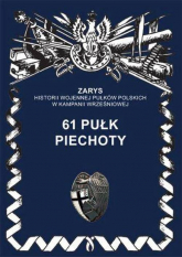 61 pułk piechoty - Przemysław Dymek | mała okładka