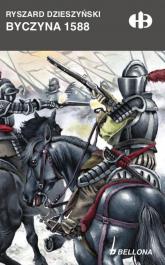 Byczyna 1588 - Ryszard Dzieszyński | mała okładka