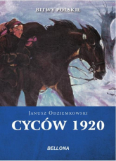 Cyców 1920 - Janusz Odziemkowski   mała okładka