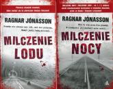 Milczenie lodu / Milczenie nocy Pakiet - Ragnar Jonasson | mała okładka