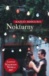 Nokturny - Kazuo Ishiguro | mała okładka