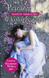 Pejzaż w kolorze sepii - Kazuo Ishiguro | mała okładka