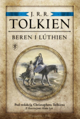 Beren i Luthien Pod redakcją Christophera Tolkiena - J.R.R Tolkien | mała okładka
