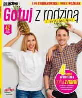 be active 4 Gotuj z rodziną i przyjaciółmi - Chodakowska Ewa, Woźniak Tomek | mała okładka