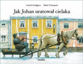 Jak Johan uratował cielaka - Astrid Lindgren | mała okładka