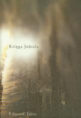 Księga Jukiela - Edmond Jabes | mała okładka