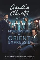 Morderstwo w Orient Expressie - Agatha Christie | mała okładka