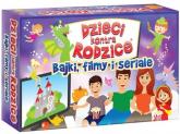 Dzieci kontra Rodzice Bajki filmy i seriale -    mała okładka