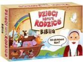 Dzieci kontra Rodzice Biblia -    mała okładka