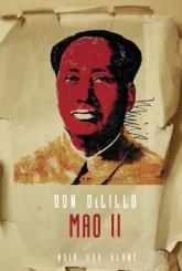 Mao II - Don DeLillo | mała okładka