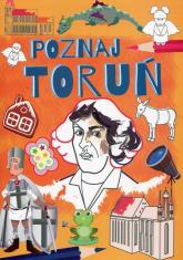 Poznaj Toruń - Krzysztof Tonder | mała okładka