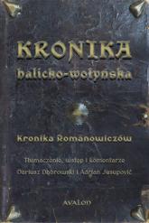 Kronika halicko-wołyńska -  | mała okładka