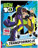 Ben10 Transformacje -  | mała okładka