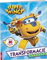 Super Wings Transformacje -  | mała okładka
